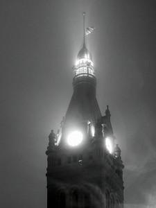 12.2.2018 Through the fog