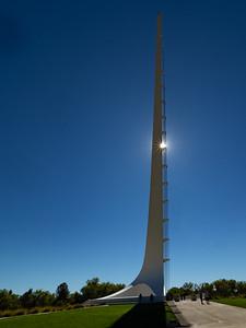 10.8.2018 Sundial Bridge (One of two Calatrava-designed bridges in the US, Redding, CA)
