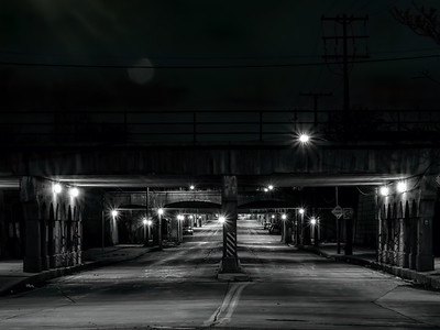 12.4.2018 City lights