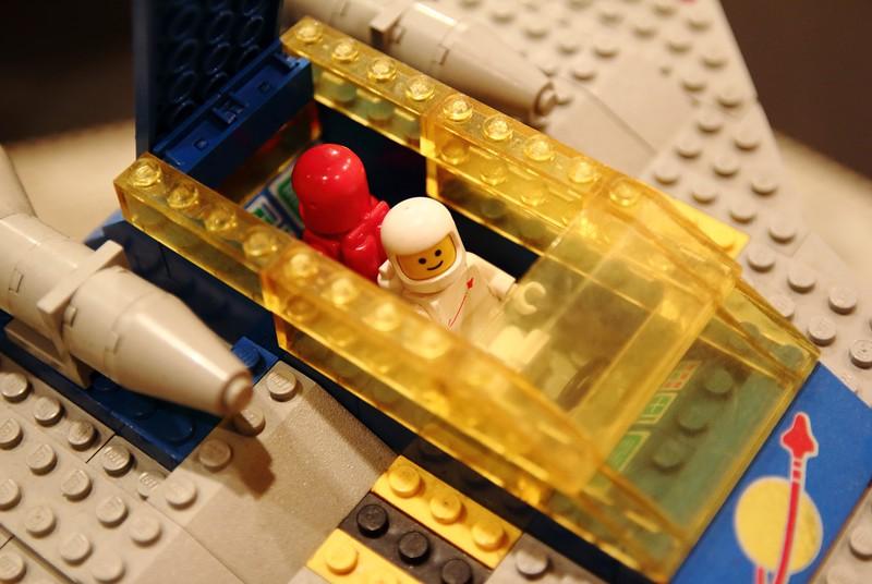 Day 158 - Spaceship!