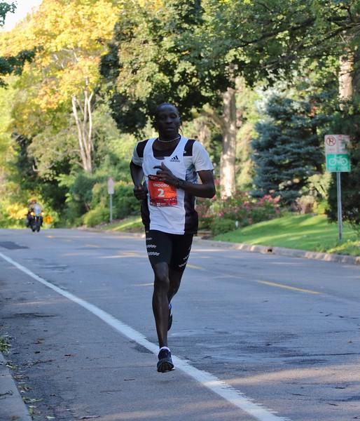 Day 289 - Marathon Effort I