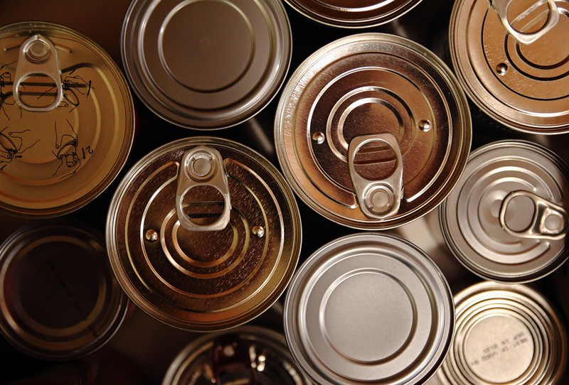 Day 290 - Can Can