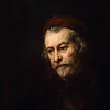 "Day 243 - ""An Elderly Man as Saint Paul"""