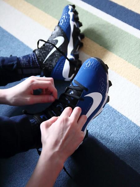 Day 127 - New Kicks