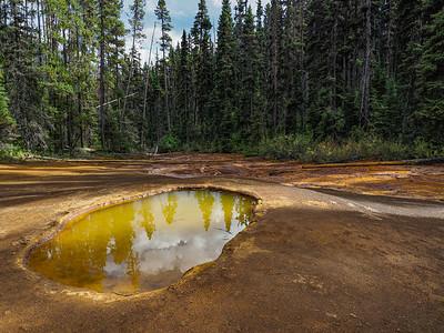 9.5.2019 Paint Pot (Kootenay National Park)