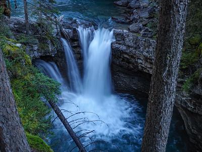 9.5.2019 Johnston Canyon lower falls