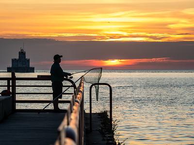 9.19.2019 Friendly fisherman