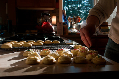 22 Dec: Christmas cookies