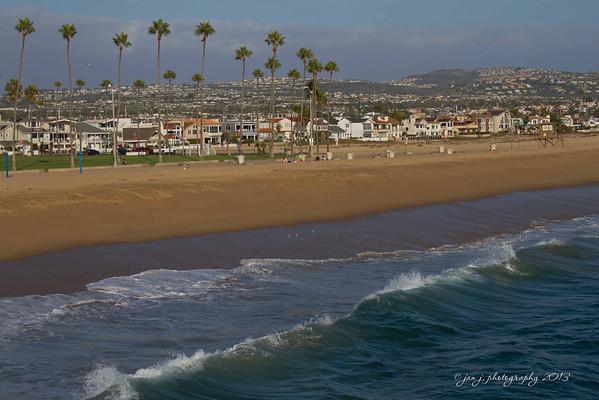 October 10 - Spent some time this beautiful afternoon with a friend in Newport Beach.