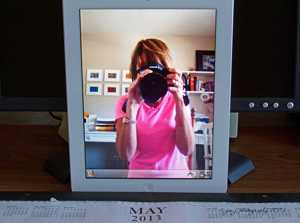May 26 - Technology can come in handy for Photo-a-Day.