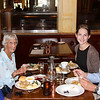 November 28 - THANKFUL....THANKFUL we were able to travel to Sonoma to celebrate Thanksgiving with Jennifer.  THANKFUL my mom was able to enjoy this with us.  THANKFUL for sitting next to a fellow photographer who was happy to capture this memory for us.