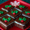 December 11 - This one is for my kiddos...the Mint Bars are ready and waiting for you.