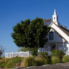 November 17 - The photo club theme for today is CHURCH.  Since I had taken a photo of my own church a few weeks ago, early this morning I headed up to the Trabuco Canyon Community Church...not many churches like this in South Orange County.