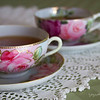 September 15 - Mom's antique teacups