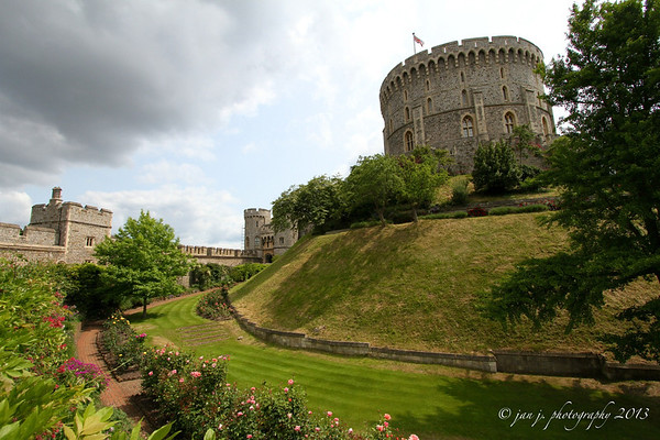 June 25 - Spent a beautiful day at Windsor Castle.