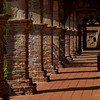 April 23 - Spent a very nice afternoon at Mission San Juan Capistrano...no shortage of photo opportunities there.
