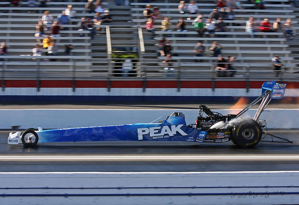 February 16 - P is for Power!  Craig took me to the Drag Races today in Pomona - hardest sport I've ever shot....FAST!!