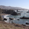 November 28 - Today's theme is holiday.  We spent our holiday driving Highway 1 along the coast of Bodega Bay...beats the mall any day!