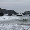 January 5 - A cold, gray day on the Sonoma coast.