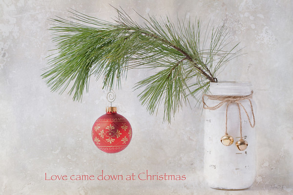 December 21 - Let every heart prepare Him room...<br /> <br /> #CY365 - Merry & Bright