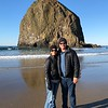 November 29 - Day 29 of 30 Days of Thankfulness. It was a brisk day on the Oregon coast but I was oh so thankful to be back at the beach listening to the waves breaking on the sand.<br /> <br /> #CY365 - Where I Stand