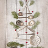 December 24 - Oh Christmas Tree, Oh Christmas Tree...<br /> <br /> #CY365 - Flat Lay Tree