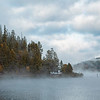 September 27 - Smoke on the water...a stop at Beauty Bay<br /> <br /> #CY365 - Where I Stand<br /> Lake Coeur d'Alene, ID