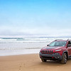 April 19 - One last drive on the beach...<br /> <br /> Grover Beach, CA