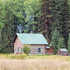 September 11 - Little cabin in the woods...<br /> <br /> Polebridge, MT