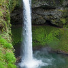 April 22 - South Falls at Silver Falls State Park<br /> <br /> Silverton, OR