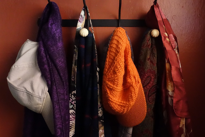 Scarfs and hats