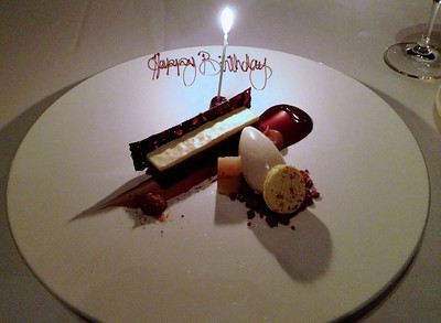 29 Dec 2012: Birthday dinner at Canlis.
