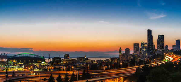 21 Aug 2014: One more of downtown Seattle from the Jose Rizal Bridge
