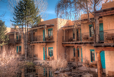 21 Dec 2014: El Monte Sagrado in Taos