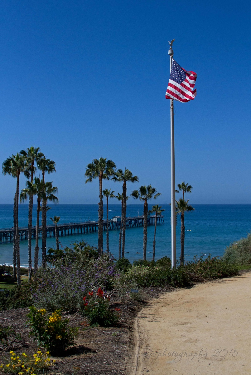 April 18 - Today's Saturday Morning Stroll took us to San Clemente...