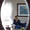 March 7 - Today's prompt - In the Mirror...a reflection of you<br /> <br /> #CY365 - In the Mirror
