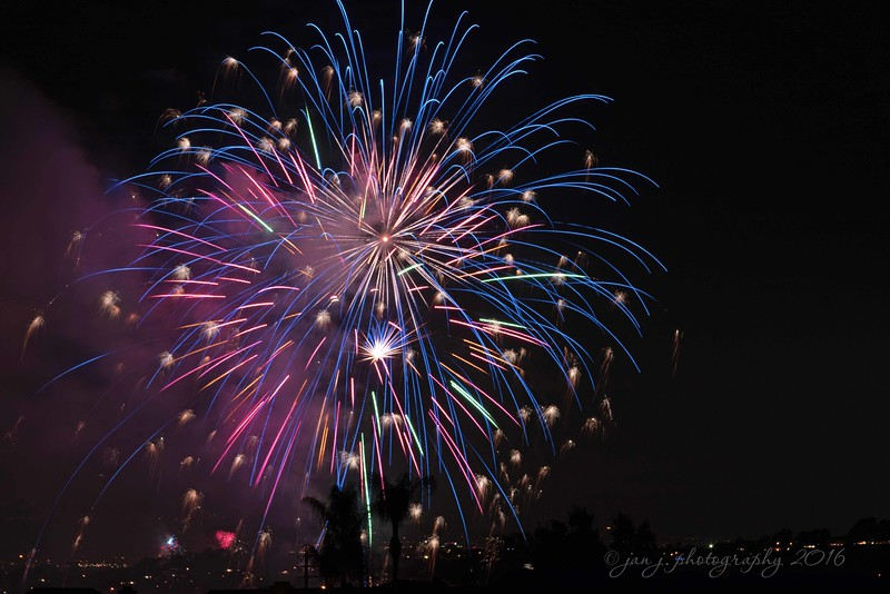 July 4 - Hoping you Fourth of July was spectacular!!  #CY365 - Spark/Flare