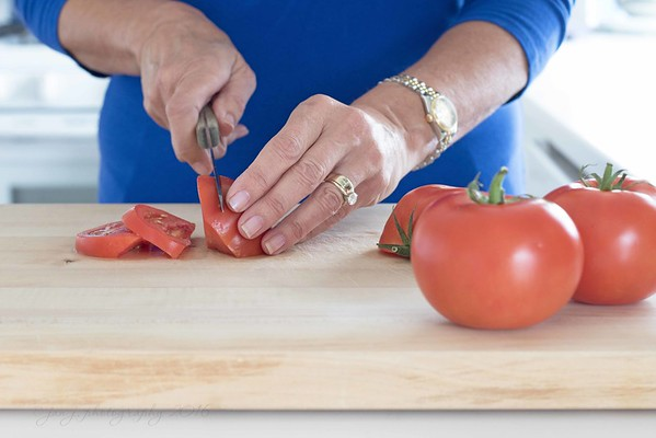 """May 17 - The prompt for today was """"On the Cutting Board"""" so that's what we have...<br /> <br /> #CY365 - On the Cutting Board"""