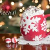 December 8 - I don't know if there'll be snow, but have a cup of cheer...<br /> <br /> #CY365 - Crazy for Cocoa
