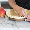 September 17 - On today's menu - - French Apple Pie<br /> <br /> #CY365 - Food Prep
