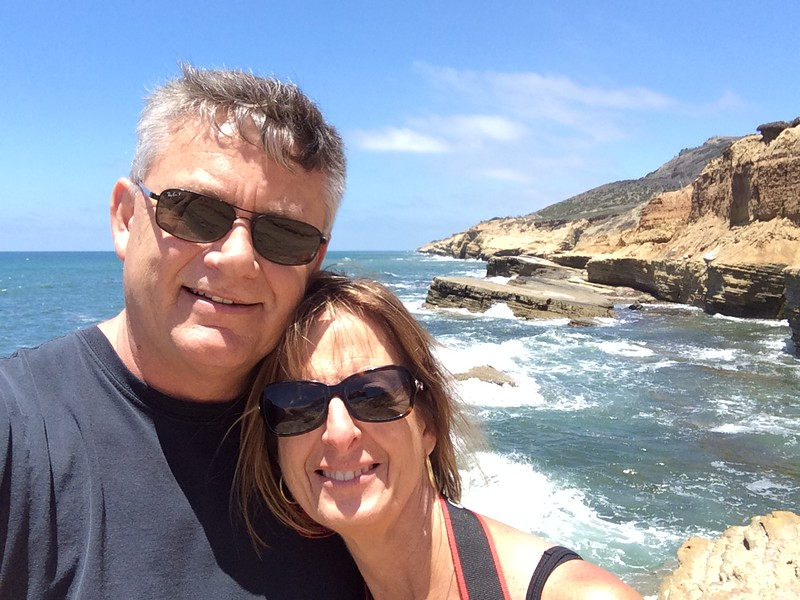 July 8 - A fun day in Point Loma...  Point Loma, CA