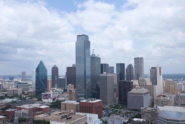 April 16 - A full day of Downtown Dallas...