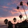 September 27 - A fall evening in Laguna Beach...<br /> <br /> <br /> Heisler Park, Laguna Beach CA