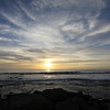 November 6 - A sunset before dinner on the coast...<br /> <br /> Salt Creek Beach<br /> Dana Point, CA