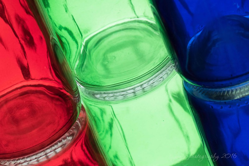 June 12 - An abstract day...  #CY365 - RGB/Red, Green, Blue
