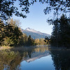 September 22 - Like glass...<br /> <br /> Dredge Lake<br /> Juneau, AK