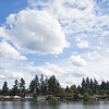September 8 - It was a good cloud day on Lake Oswego...<br /> <br /> #CY365 - Prompt Free<br /> Lake Oswego, OR