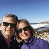 January 20 - Since we are empty nesters and all our kids live in different states than we do - - you get a shot of me and my better half...<br /> <br /> #CY365 - My Family<br /> Crystal Cove State Park<br /> Laguna Beach, CA