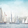 August 24 - Only one more week of regatta season...I'll miss it when it ends.<br /> <br /> #CY365 - With Someone<br /> Balboa Bay<br /> Newport Beach, CA