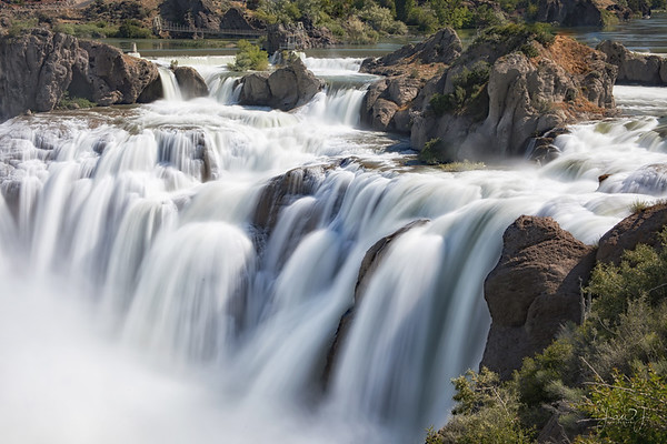 June 8 - A beautiful stop today at Shoshone Falls...<br /> <br /> Twin Falls, ID
